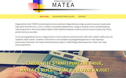 Izrada web stranica za uslužne obrte - Rijeka